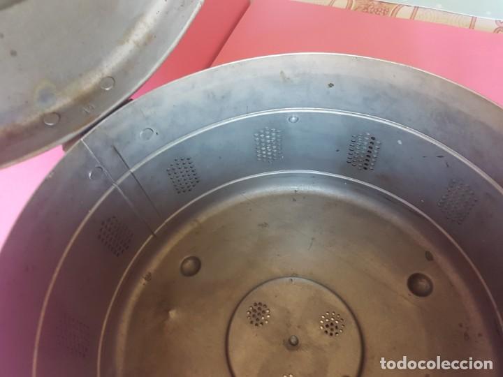 Antigüedades: ESTERILIZADOR DE INSTRUMENTAL MEDICO / PABLO HARTMANN / PRINCIPIOS DE SIGLO XX. - Foto 21 - 166562878