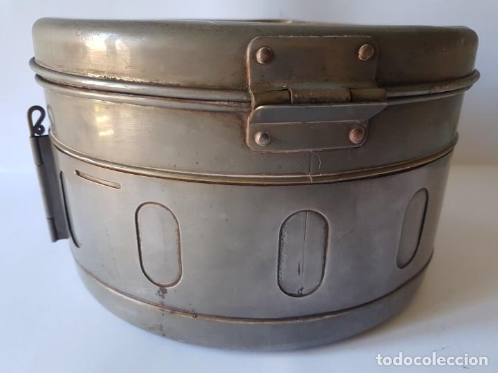 Antigüedades: ESTERILIZADOR DE INSTRUMENTAL MEDICO / PABLO HARTMANN / PRINCIPIOS DE SIGLO XX. - Foto 33 - 166562878