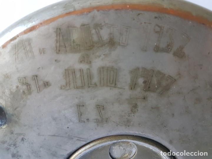 Antigüedades: ESTERILIZADOR DE INSTRUMENTAL MEDICO / PABLO HARTMANN / PRINCIPIOS DE SIGLO XX. - Foto 44 - 166562878
