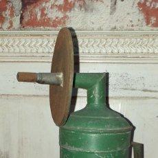 Antigüedades: LÁMPARA DE CARBURO. Lote 166804890