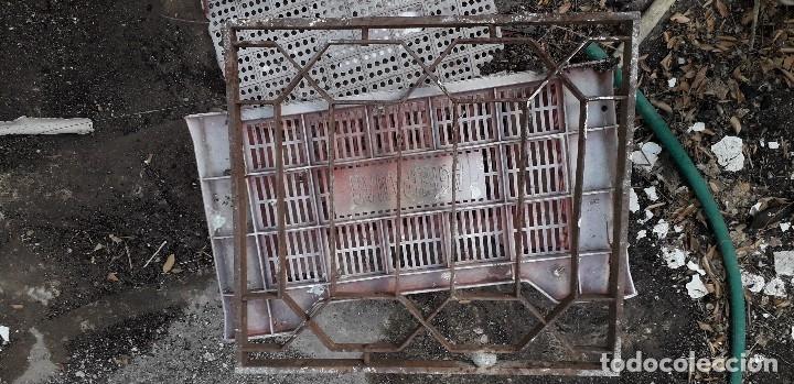 2 VENTANILLA DE PUERTA DE (Antigüedades - Técnicas - Cerrajería y Forja - Forjas Antiguas)