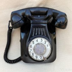 Telefone - TELÉFONO DE PARED DE BAQUELITA, CTNE TELEFÓNICA - 166963328