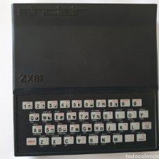 Antigüedades: SINCLAIR ZX81. Lote 167562758