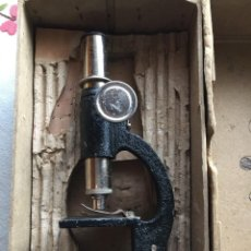 Antigüedades: STUDENTS MOCROSCOPE. Lote 167572932