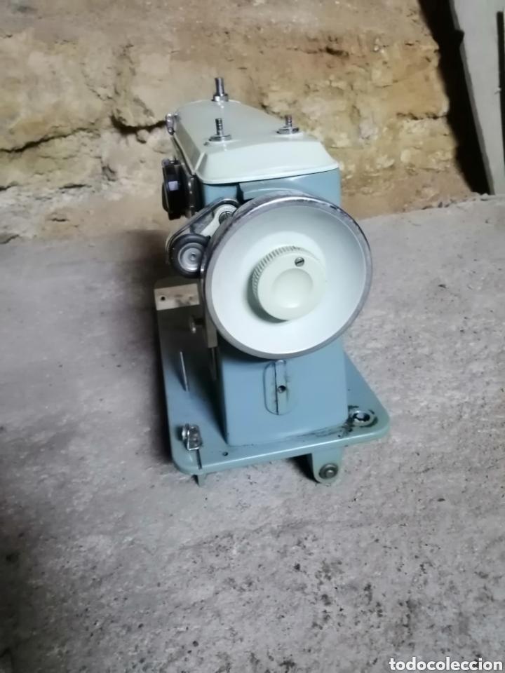 MÁQUINA DE COSER ALFA MODELO 108 (Antigüedades - Técnicas - Máquinas de Coser Antiguas - Alfa)
