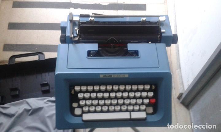 MÁQUINA DE ESCRIBIR OLIVETTI STUDIO 46. (Antigüedades - Técnicas - Máquinas de Escribir Antiguas - Olivetti)