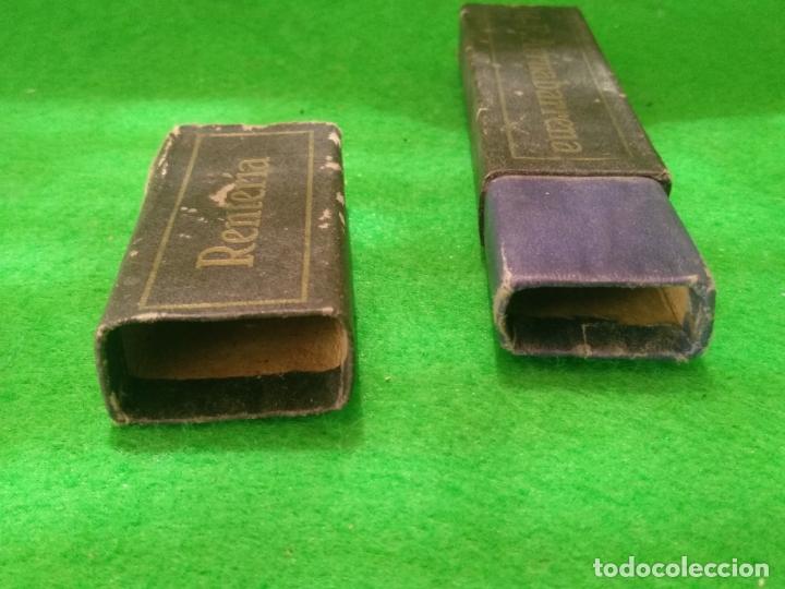 Antigüedades: NAVAJA DE AFEITAR 14 F ARRUABARRENA RENTERIA CON ESTUCHE ORIGINAL - Foto 14 - 167919944