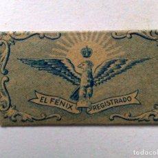 Antigüedades: HOJA DE AFEITAR ANTIGUA,EL FENIX,ARTAMENDI S.L.EIBAR. Lote 167924056