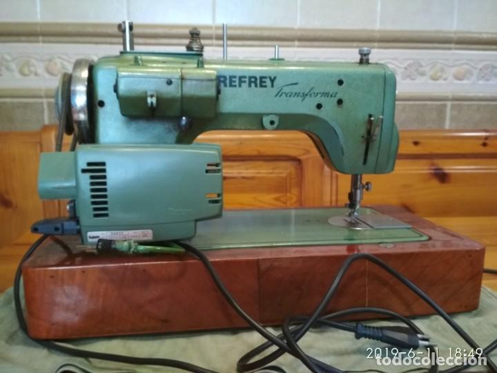 Antigüedades: REFREY 427 AUTOMATICA - Foto 3 - 167943756