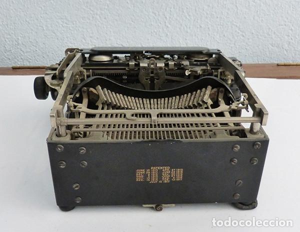 Antigüedades: Máquina de escribir portátil Corona 3 - Foto 7 - 167971992
