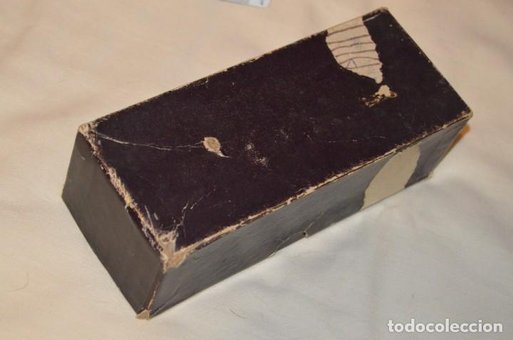 Antigüedades: ANTIGUO NUMERADOR CASCO MODELO 500 - 5 MM - EN CAJA ORIGINAL - MADE IN SPAIN - VINTAGE - MIRA! - Foto 11 - 167984548