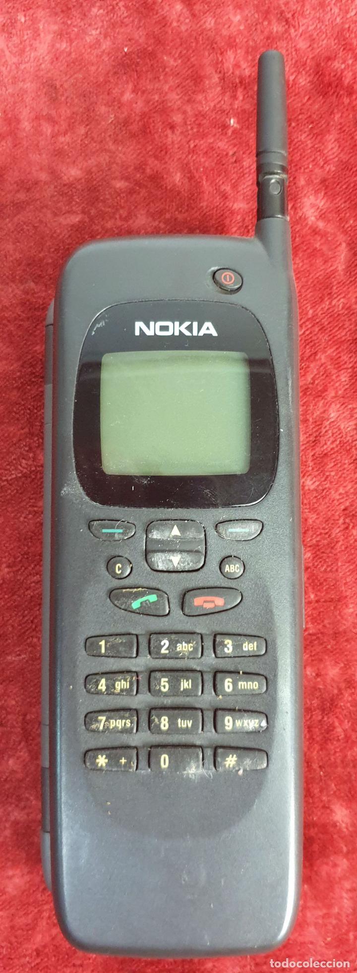 TELÉFONO MÓVIL PDA. NOKIA 9000. MODELO RAE-1N. JAPON. 1996. (Antigüedades - Técnicas - Teléfonos Antiguos)