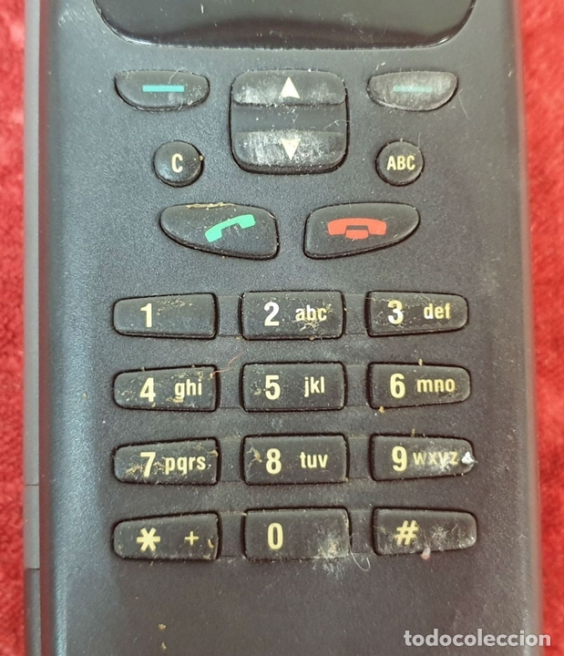 Teléfonos: TELÉFONO MÓVIL PDA. NOKIA 9000. MODELO RAE-1N. JAPON. 1996. - Foto 4 - 168173892