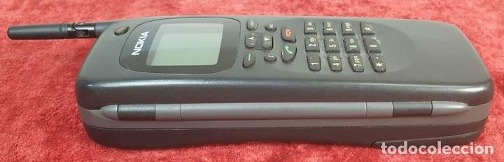 Teléfonos: TELÉFONO MÓVIL PDA. NOKIA 9000. MODELO RAE-1N. JAPON. 1996. - Foto 8 - 168173892