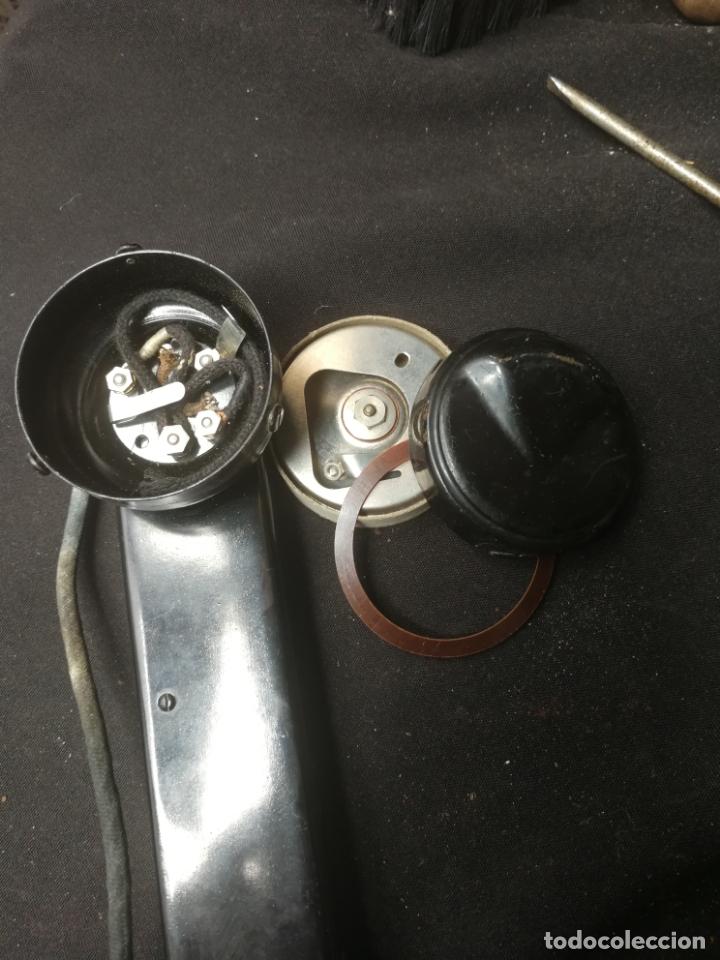 Teléfonos: Teléfono antiguo no se la marca o modelo - Foto 4 - 168346108