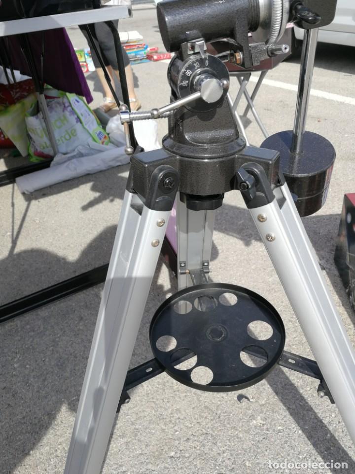 Antigüedades: TELESCOPIO REFLECTOR CELESTRON POWERSEEKER 114EQ - Foto 3 - 168349876