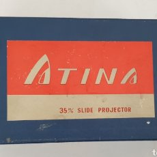 Antigüedades: PROYECTOR DIAPOSITIVAS 45 M/M. Lote 168365308