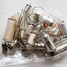 Antigüedades: COMPONENTES ELECTRÓNICOS ANTIGUOS. Lote 168385944