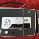 Antigüedades: CAMARA DE FILMAR ELMO C-300. SUPER 8. JAPÓN. OBJETIVO ELMO. CIRCA 1980. . Lote 168425584