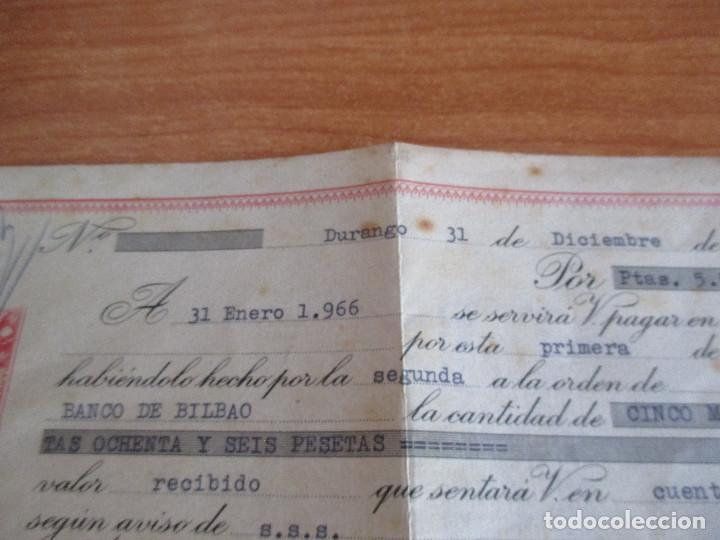 Antigüedades: ANTIGUA MAQUINA DE COSER ALGA MODELO 63 - Foto 14 - 168486084