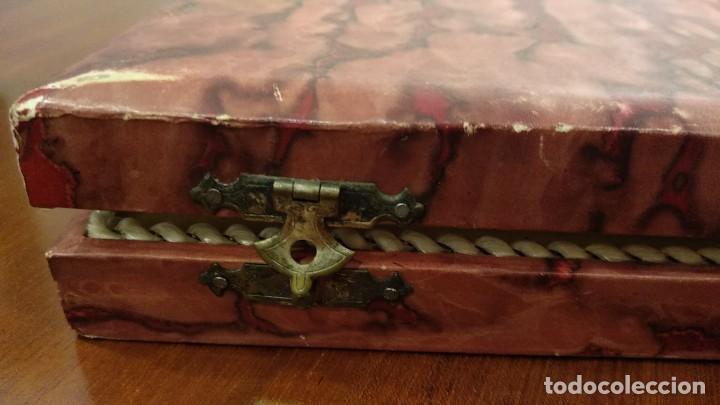 Antigüedades: Juego de tenedor y cuchillo Trincheros en Plata Vermeil - Foto 9 - 168493616