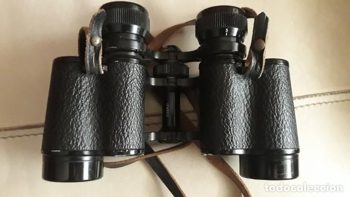 PRISMATICOS WRAY LONDON WRAYVU 8 X 30 (Antigüedades - Técnicas - Instrumentos Ópticos - Prismáticos Antiguos)