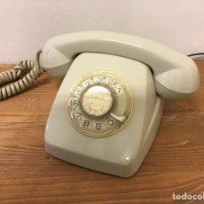 Teléfonos: TELÉFONO HERALDO GRIS AÑOS 70-80.FUNCIONA. Lote 168601505