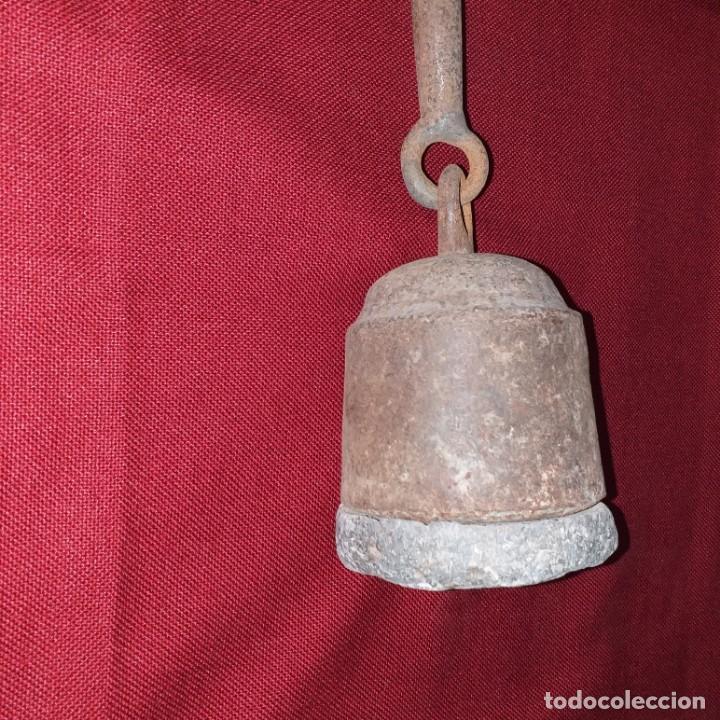Antigüedades: ROMANA DE HIERRO SIGLO XVIII - Foto 7 - 168608644