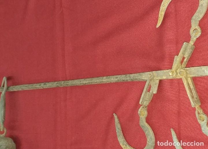 Antigüedades: ROMANA DE HIERRO SIGLO XVIII - Foto 9 - 168608644