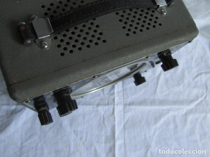 Antigüedades: Generador de variables Philips GM 4144 Puente de medida universal. años 50, con válvulas - Foto 6 - 168746208