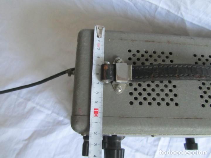 Antigüedades: Generador de variables Philips GM 4144 Puente de medida universal. años 50, con válvulas - Foto 9 - 168746208