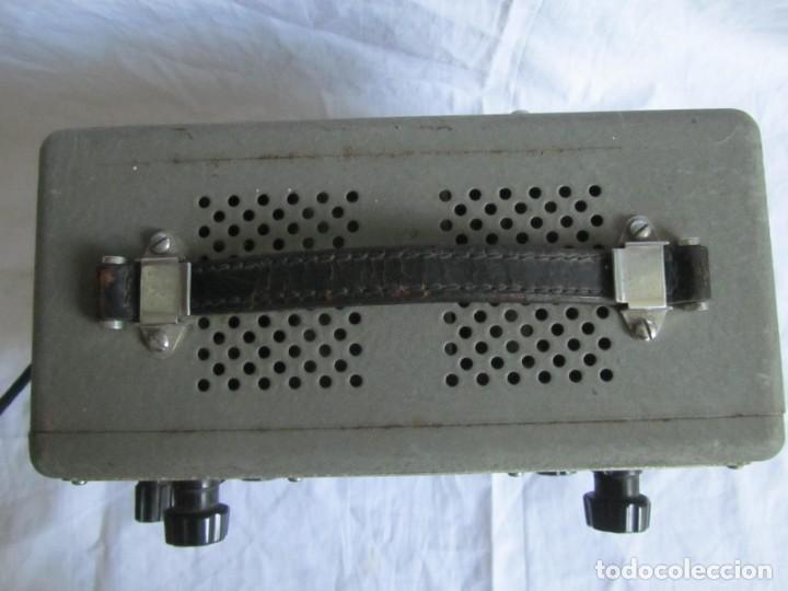 Antigüedades: Generador de variables Philips GM 4144 Puente de medida universal. años 50, con válvulas - Foto 10 - 168746208