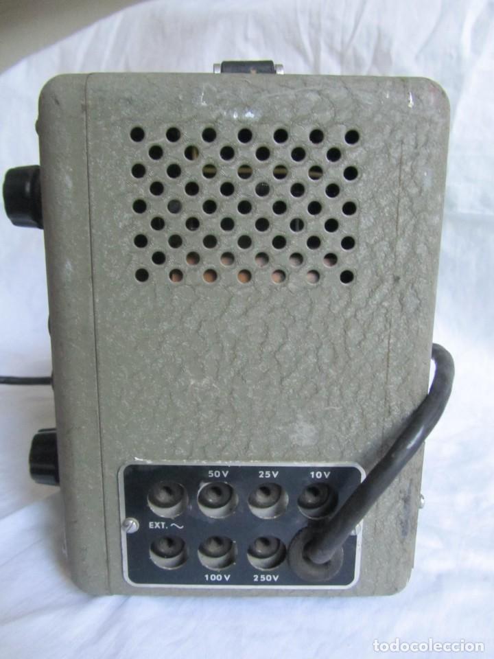 Antigüedades: Generador de variables Philips GM 4144 Puente de medida universal. años 50, con válvulas - Foto 11 - 168746208