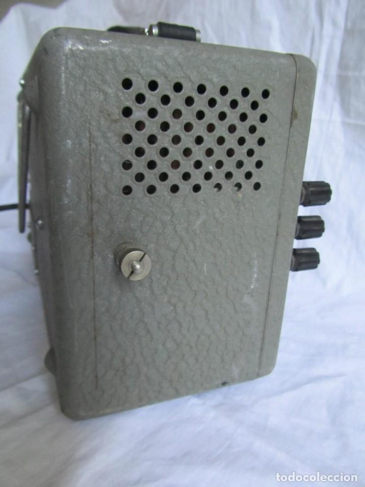 Antigüedades: Generador de variables Philips GM 4144 Puente de medida universal. años 50, con válvulas - Foto 13 - 168746208