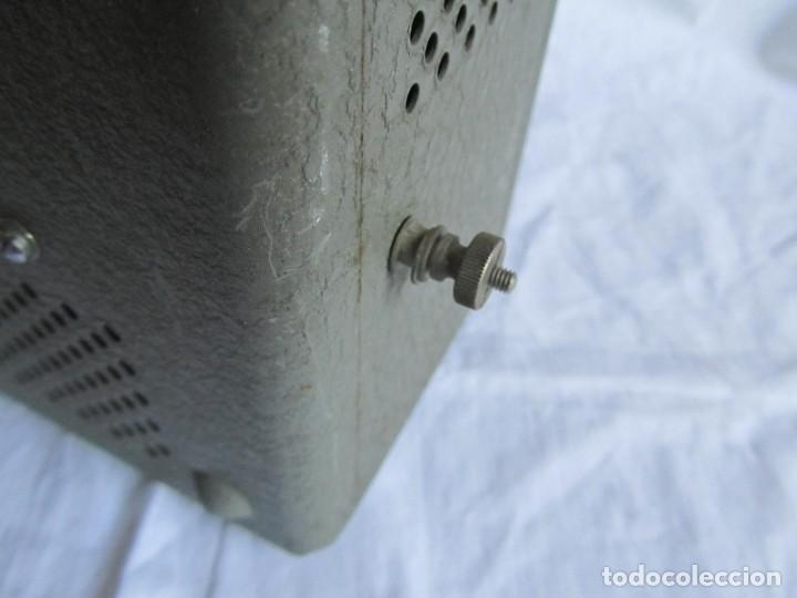 Antigüedades: Generador de variables Philips GM 4144 Puente de medida universal. años 50, con válvulas - Foto 14 - 168746208