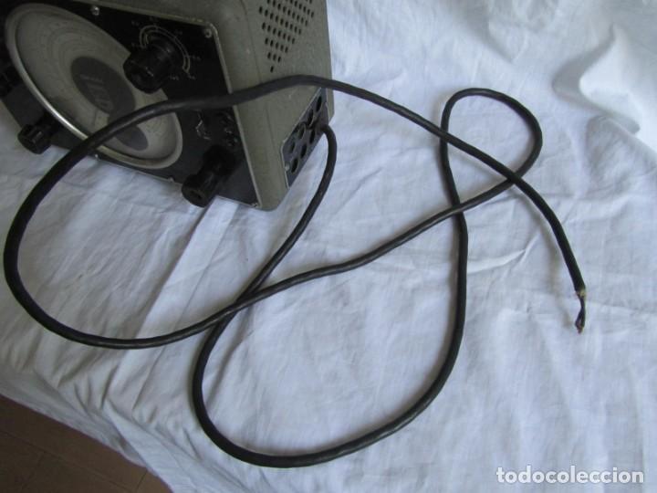Antigüedades: Generador de variables Philips GM 4144 Puente de medida universal. años 50, con válvulas - Foto 18 - 168746208