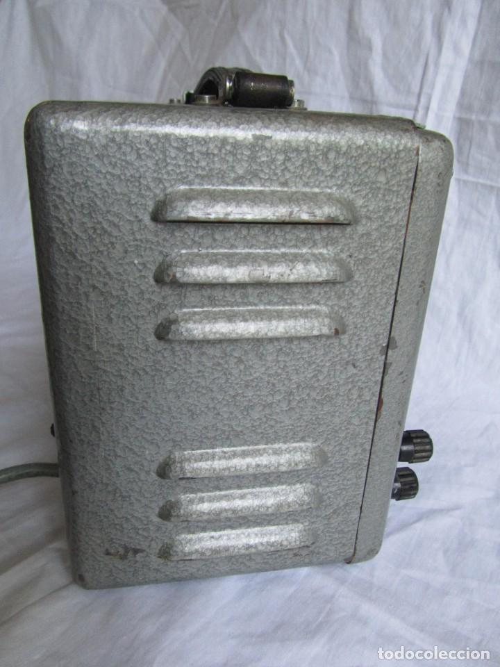 Antigüedades: RC-generador, generador de senos Philips GM 2315, años 50 - Foto 12 - 168746312