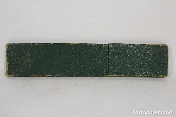 Antigüedades: regla de calculo faber castell - Foto 3 - 168768836