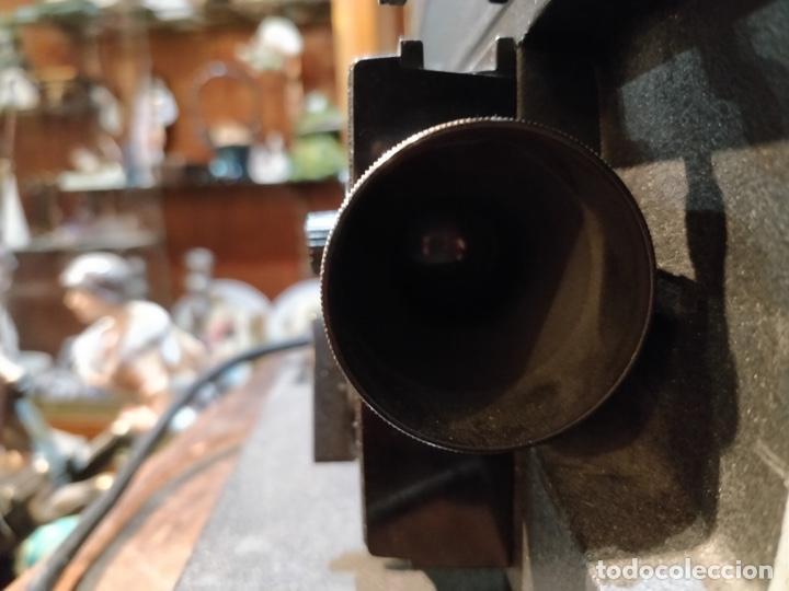 Antigüedades: Proyector GAF 2788 Z - Dual 8mm, Super 8, Automático y diferentes velocidades - Foto 8 - 168790112