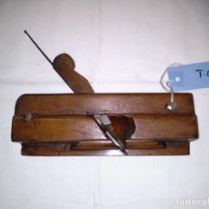 Antigüedades: CEPILLO CARPINTERO. Lote 168830804