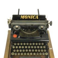 Antigüedades: MAQUINA DE ESCRIBIR MONICA Nº3 AÑO 1927 TYPEWWRITER SCHREIBMASCHINE. Lote 168831424