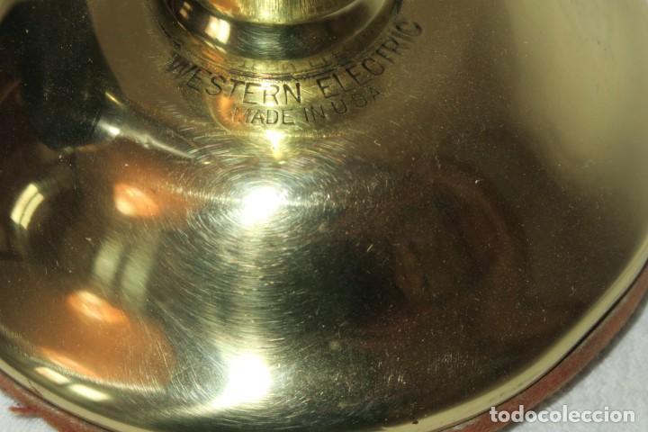 Teléfonos: Telefono Antiguo Wenster Electric ,pat 1904,agto1916,, - Foto 5 - 169107264