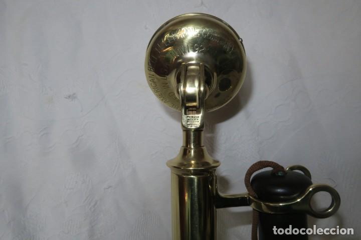 Teléfonos: Telefono Antiguo Wenster Electric ,pat 1904,agto1916,, - Foto 11 - 169107264