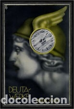 Antigüedades: RARO CUENTA KILOMETROS TREN DEUTA WERKE C/KM VELOCIMETRO FERROCARRIL 1961 COLECCION - Foto 12 - 169132072