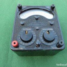 Antigüedades: UNIVERSAL AVOMETER MODELO 8 MK III. Lote 169154508