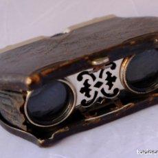 Antigüedades: BINOCULARES DE TEATRO.1870 PRECIOSOS.PLEGABLES.. Lote 54608180