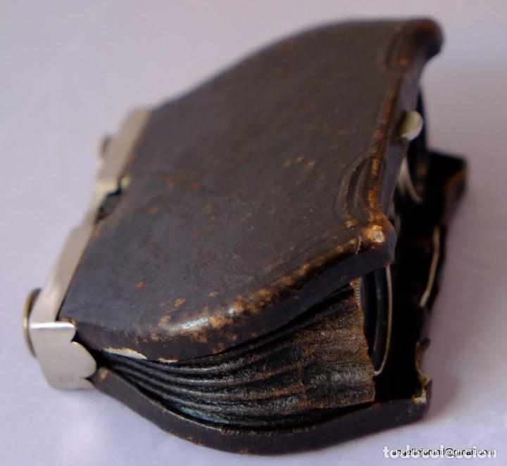 Antigüedades: Binoculares de teatro.1870 PRECIOSOS.plegables. - Foto 2 - 54608180