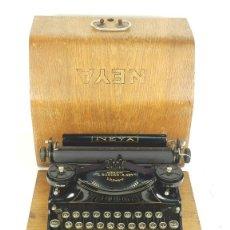 Antigüedades: NEYA AÑO 1925 MAQUINA DE ESCRIBIR TYPEWRITER SCHREIBMASCHINE. Lote 169237252