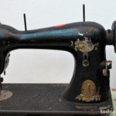 Antigüedades: ANTIGUA MÁQUINA DE COSER SINGER.. Lote 176785815