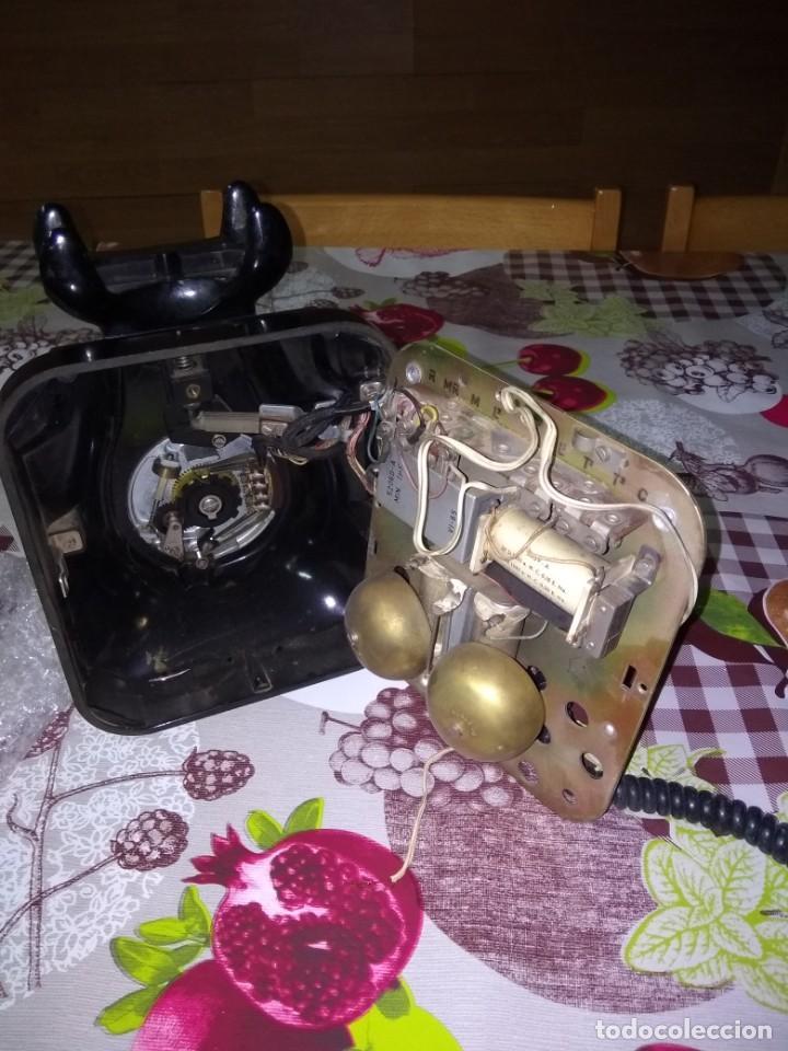 Teléfonos: Teléfono de telefónica negro - Foto 2 - 169294024